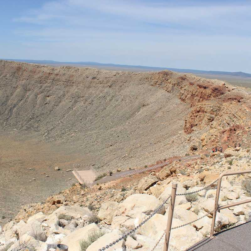 Trip Blog Post by @rodney_n: Winslow (Meteor Crater) 2017   1 day in Jun (itinerary, map & gallery)