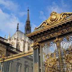 I have yet to see the interior of Sainte-Chapelle