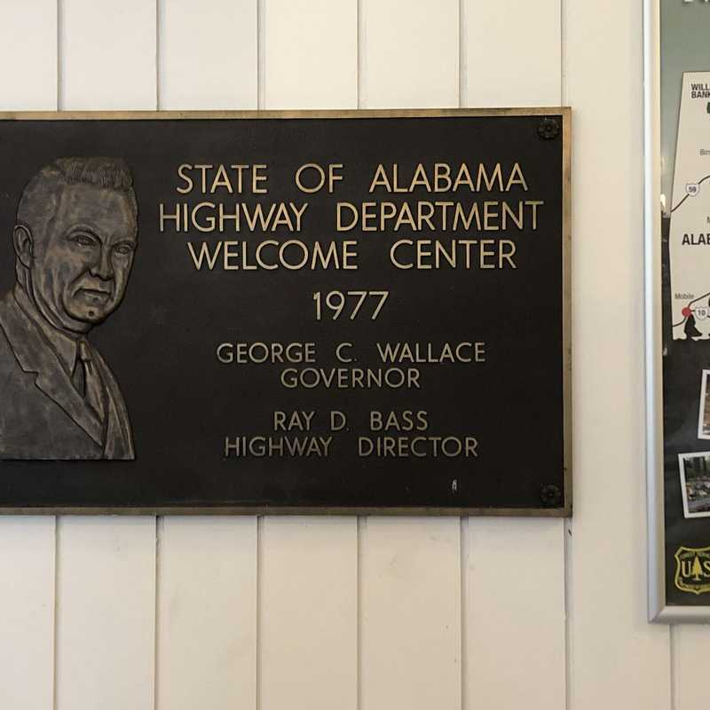 Alabama Welcome Center
