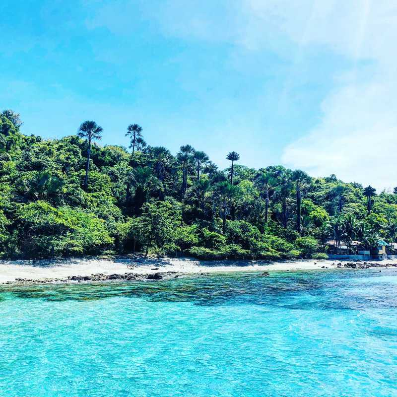 Trip Blog Post by @GlobeTrotter: PH: Verde Island🇵🇭2018 | 2 days in Nov (itinerary, map & gallery)