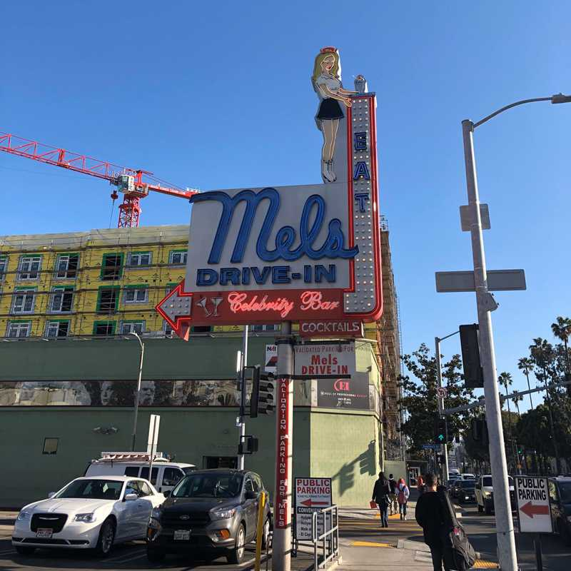 Mel's Drive-In Hollywood