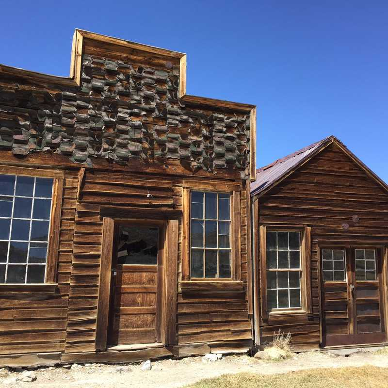 Trip Blog Post by @KittyTreks: Bodie, California 🇺🇸   3 days in Apr (itinerary, map & gallery)
