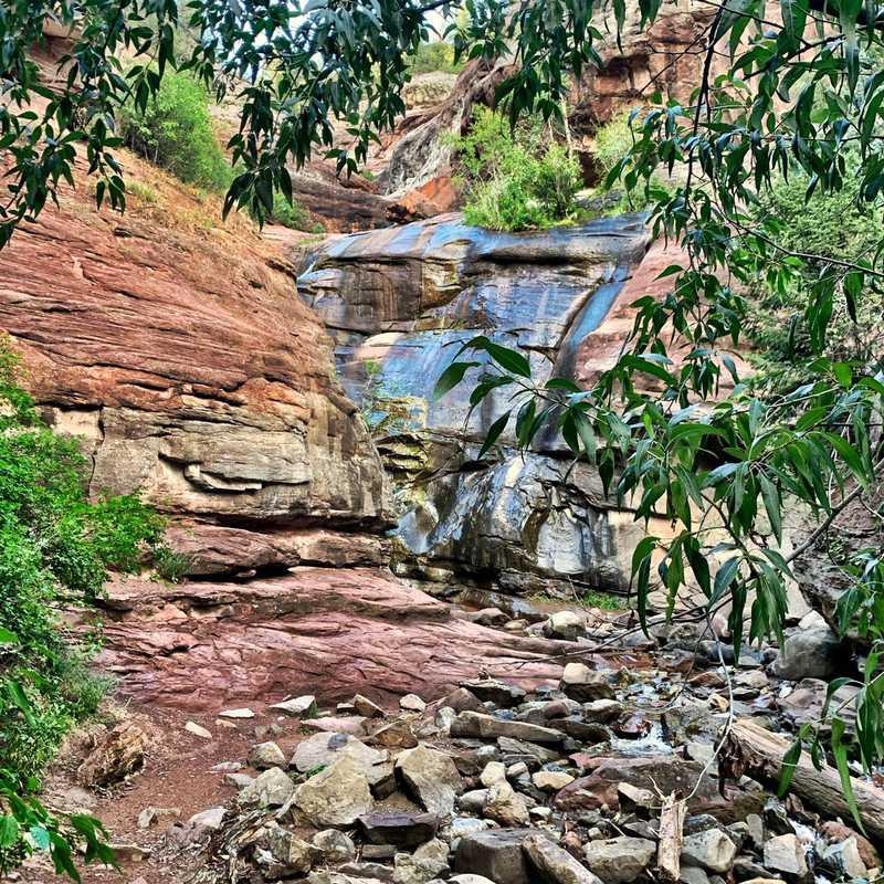 Hayes Creek Falls