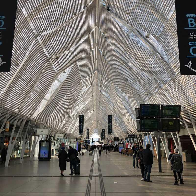 Gare de Montpellier Saint-Roch