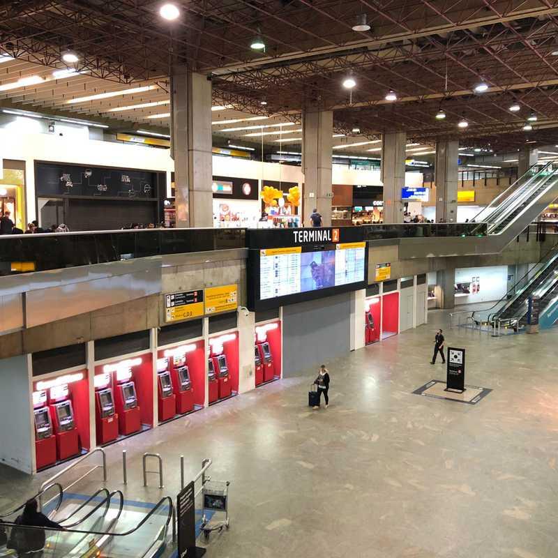 R. Interna do Aeroporto Internacional de Guarulhos, 282-670 - Aeroporto, Guarulhos - SP, Brasil