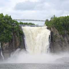 Montmorency Falls - Photos by Real Travelers, Ratings, and Other Practical Information