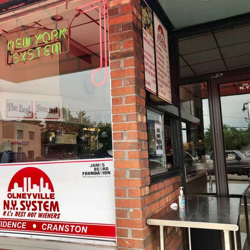 Olneyville New York System Restaurant