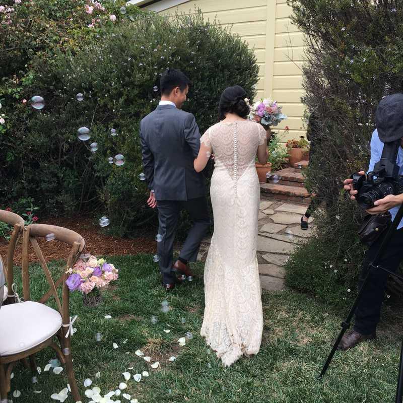 Beautiful Wedding at Cass House
