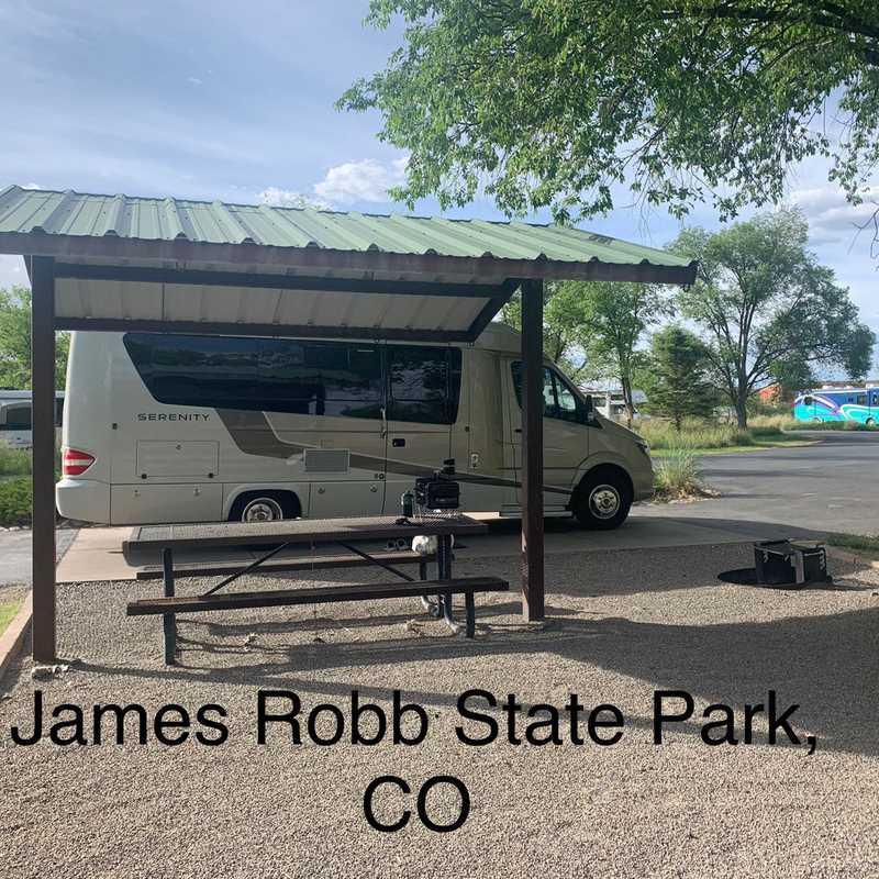 James M. Robb - Colorado River State Park