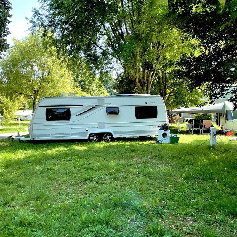 Camping de la vallée de l'Ain
