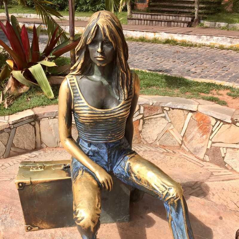 Brigitte Bardot Statue