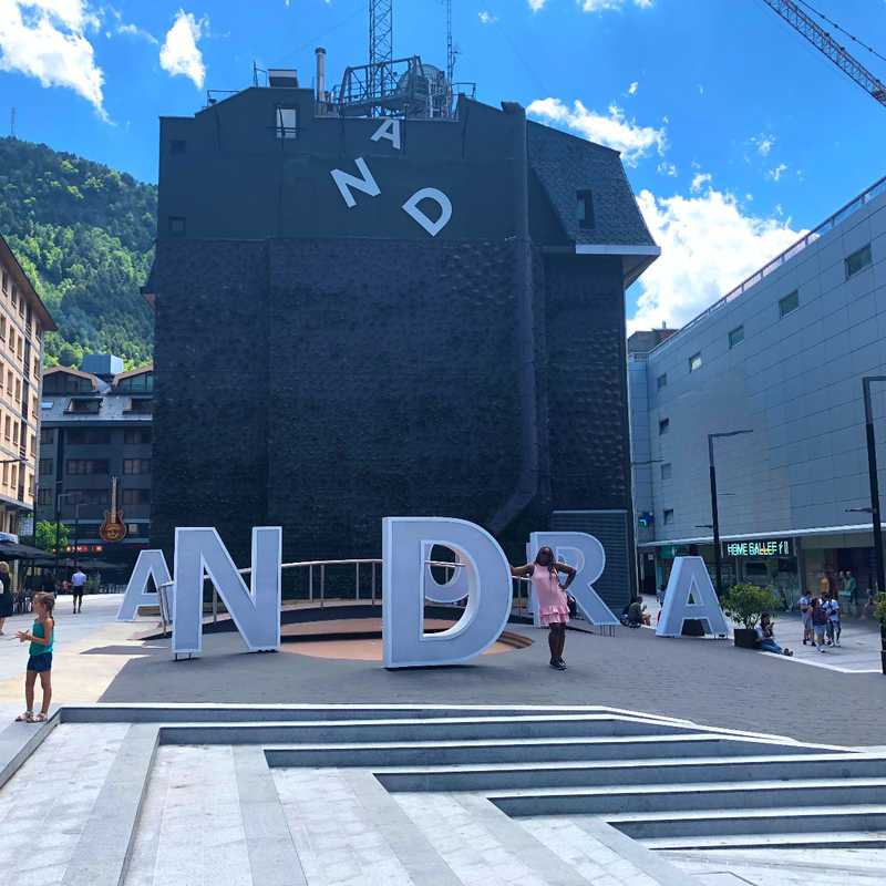 Spain, France & Andorra 2019 | 3 days trip itinerary, map & gallery