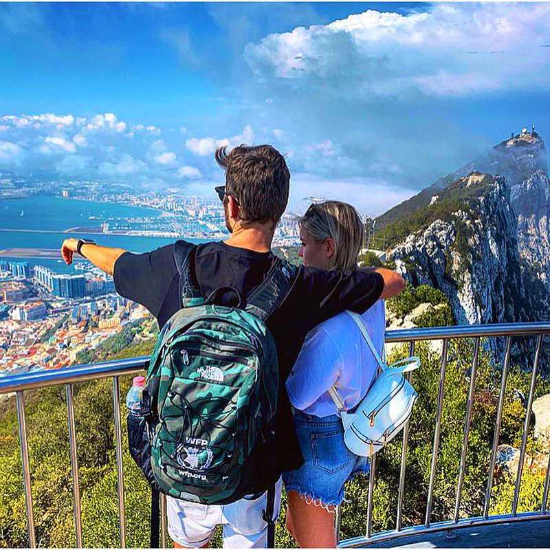 Gibraltar, Sevilla y Málaga 🇬🇮🇪🇸 | 6 days trip itinerary, map & gallery