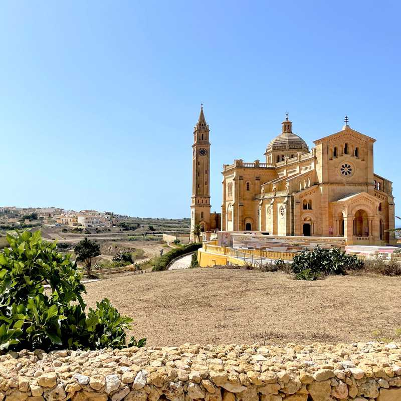 Basilica of the National Shrine of the Blessed Virgin of Ta' Pinu