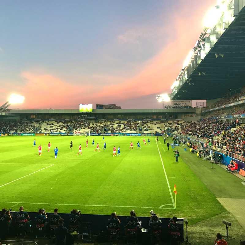 Cracovia Stadium