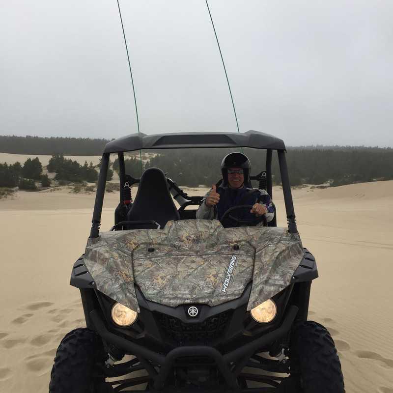 Oregon Dunes OHV Spinreel Area
