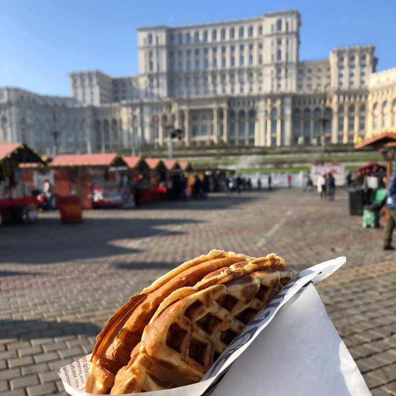București, Romania Dec-2019 | 3 days trip itinerary, map & gallery