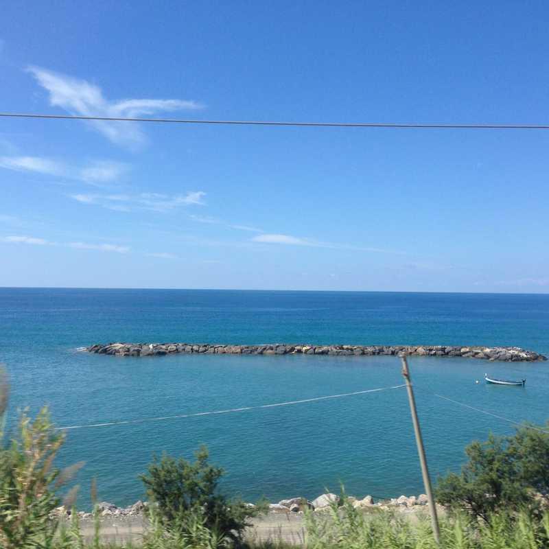 Train: Rome to Lamezia