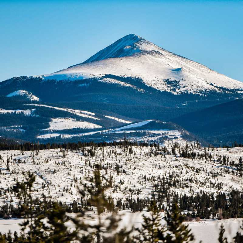 Trip Blog Post by @RoyMrad: COLORADO 🇺🇸 | 4 days in Jan (itinerary, map & gallery)