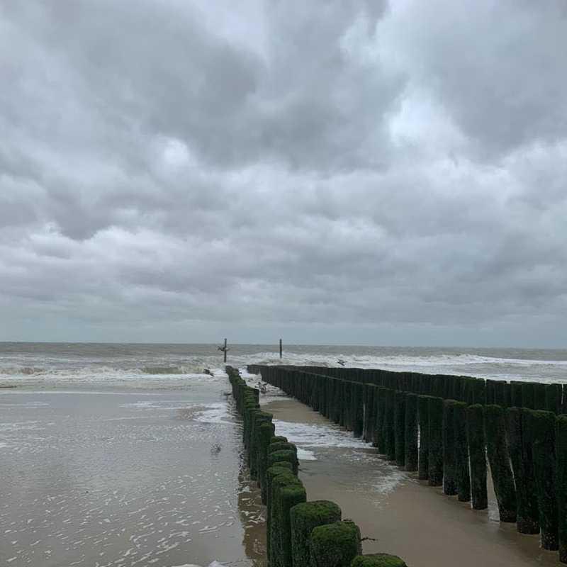 Strand Nieuwvliet-Bad