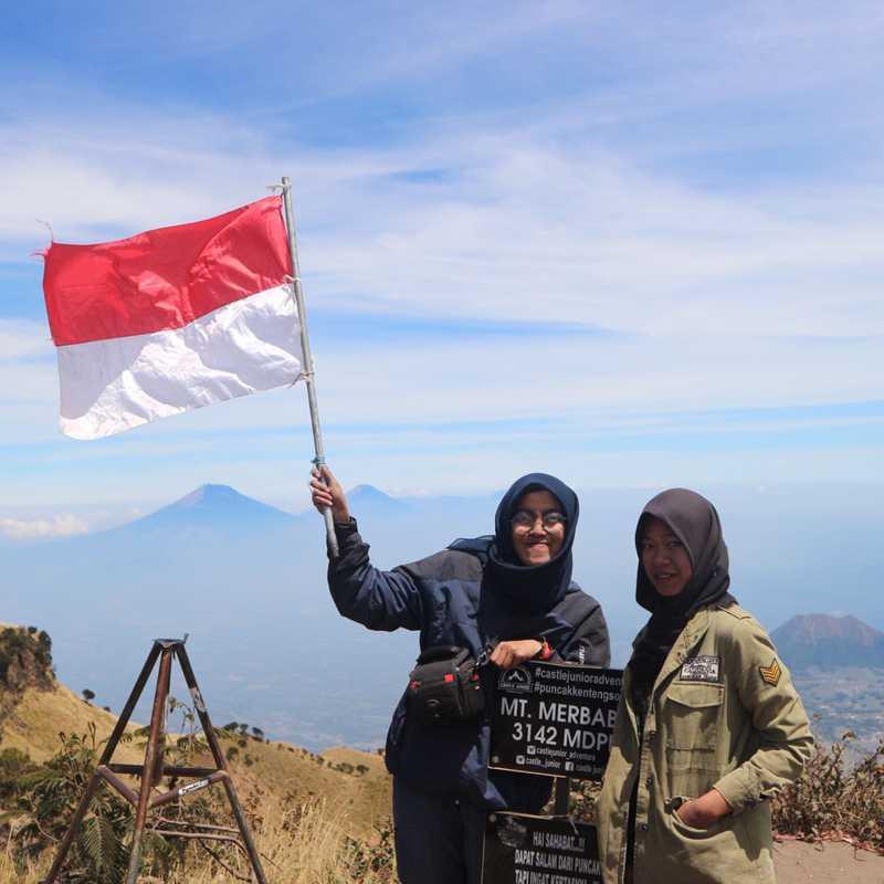 Mount Merbabu
