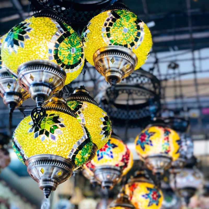 Place / Tourist Attraction: Grand Bazaar (Fatih, Turkey)