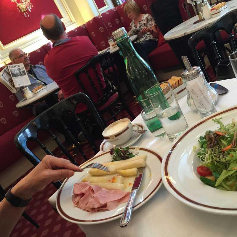 Café Sacher Wien