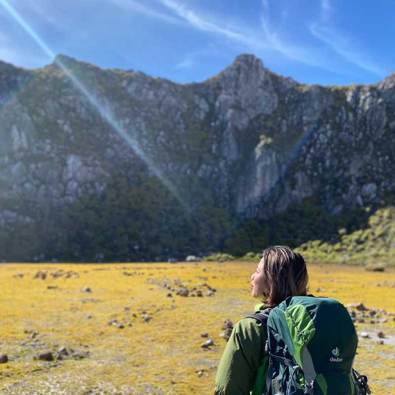 Mt. Apo's Crater
