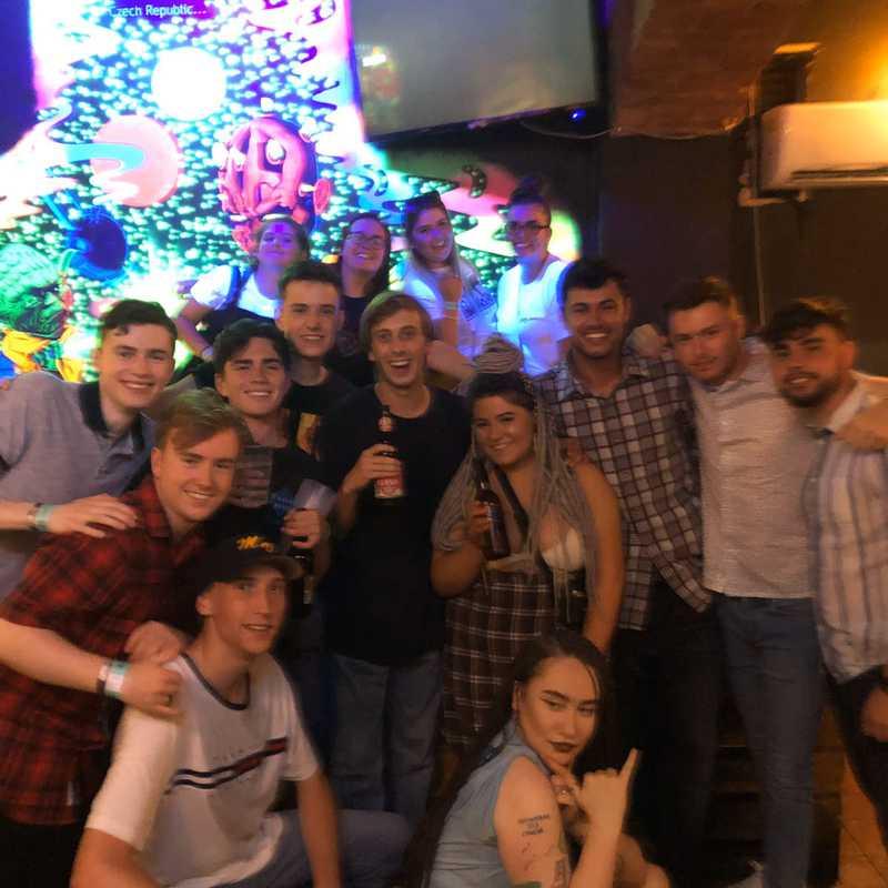 Drunken Monkey Prague Pub Crawl
