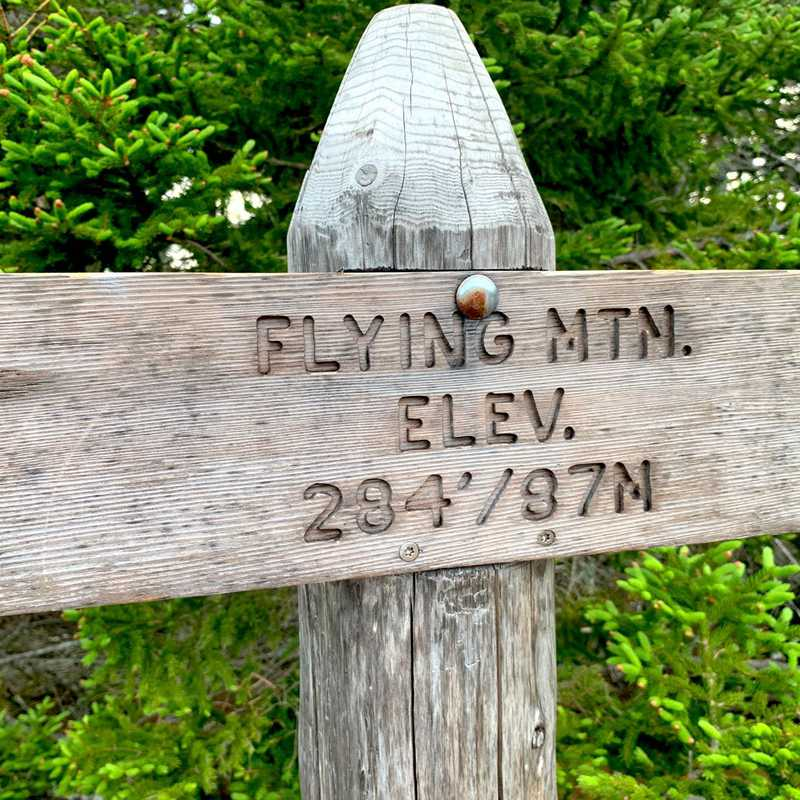 Flying Mountain Trailhead