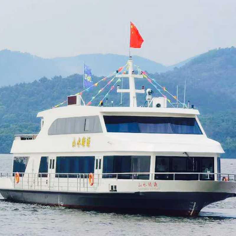 Tianmu Lake Scenic Cruise