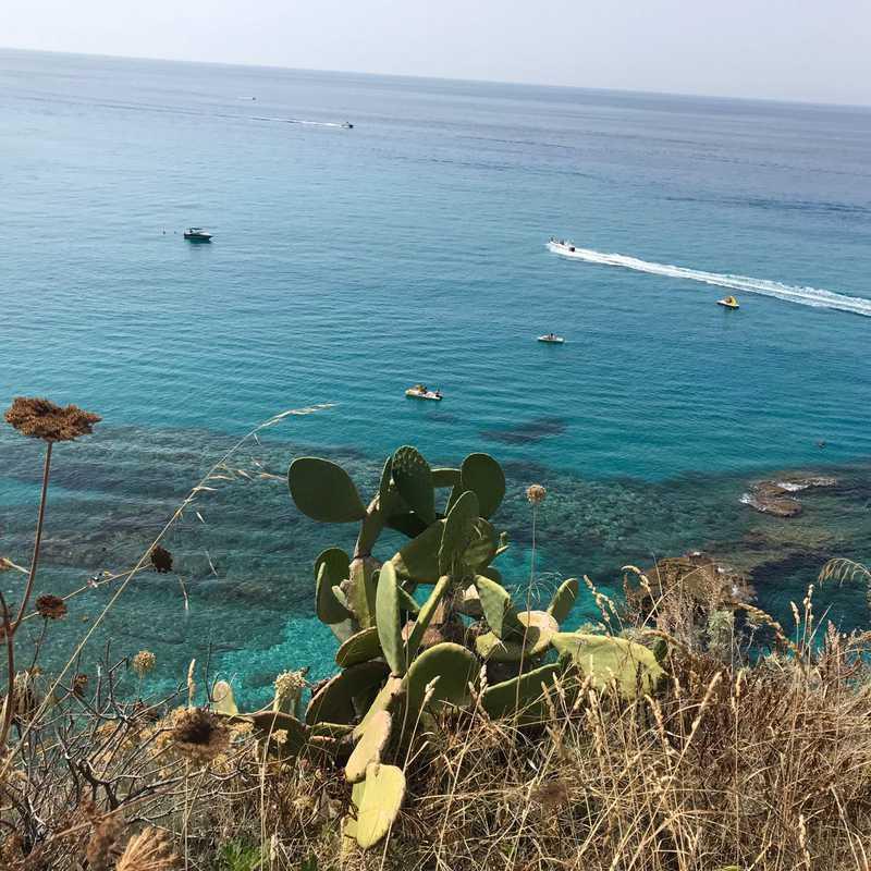 Shore of Tropea