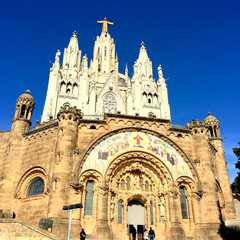 Temple of the Sacred Heart of Jesus / Temple Expiatori del Sagrat Cor