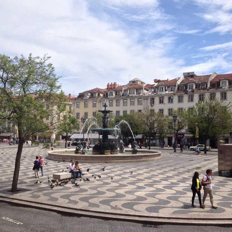 King Pedro IV Square (Rossio Square)