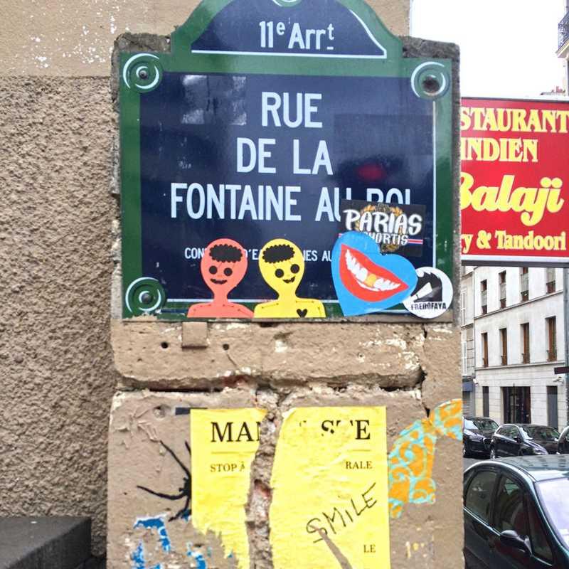 Rue de la Fontaine-au-Roi