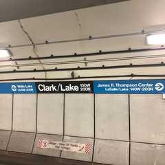 Clark/Lake