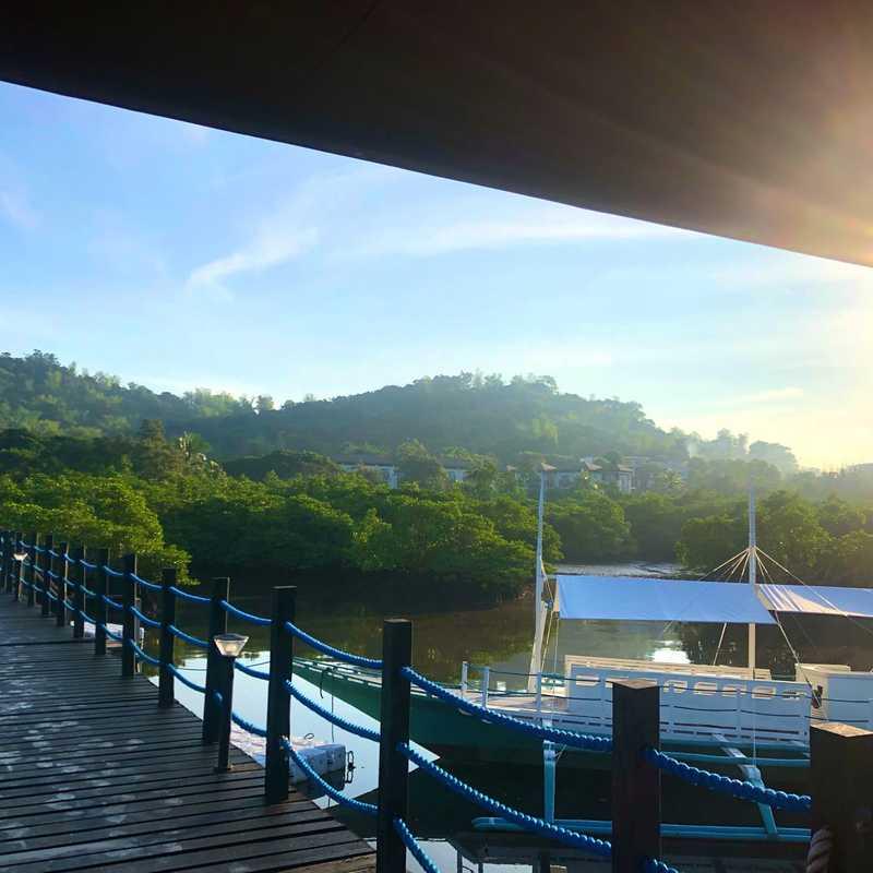 Bacau Bay Resort Coron