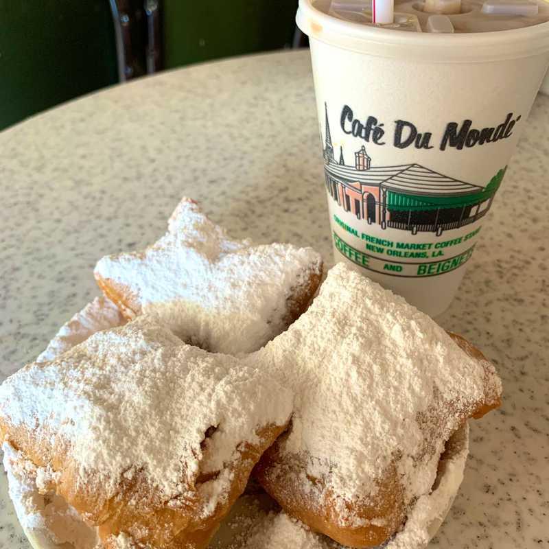 Cafe Du Monde French Market
