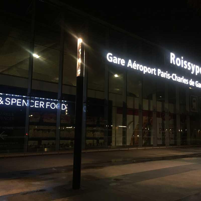 """Paris Charles de Gaulle (Gare routière """"Terminal 3"""" )"""