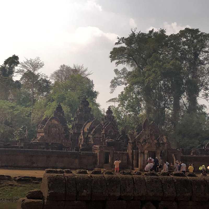 Prasat Banteay Srei