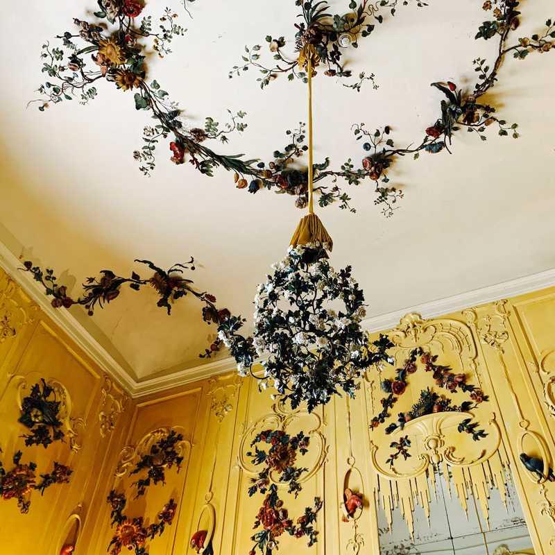 Sanssouci Palace Inside Tour