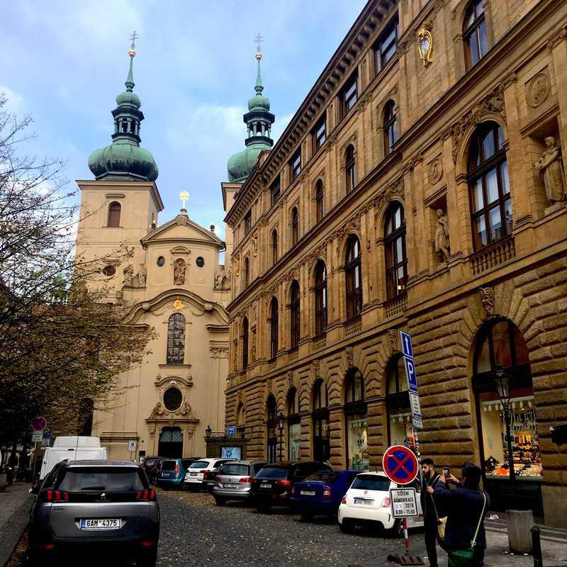Church of St. Gallen