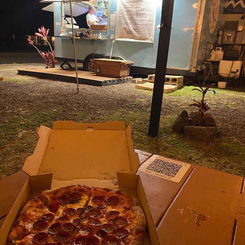 Scorpacciata Neapolitan Pizza Kauai
