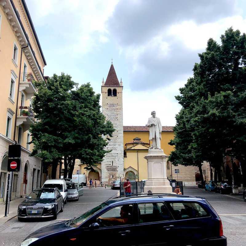 Church of Saints Teuteria and Tosca