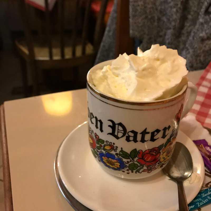 Café zum Mühlbach