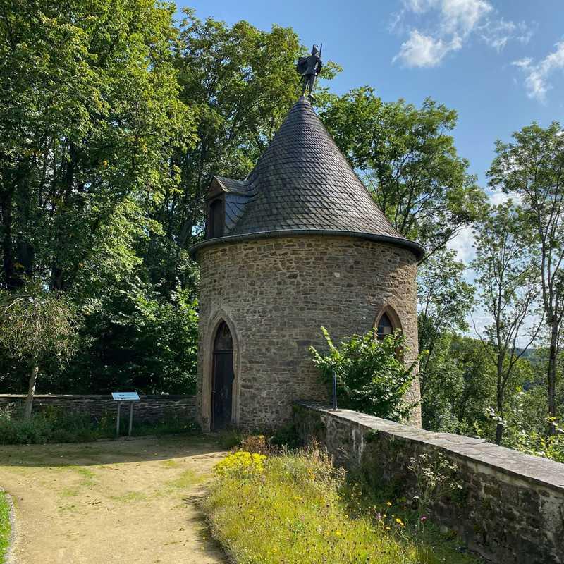Wiltz Castle