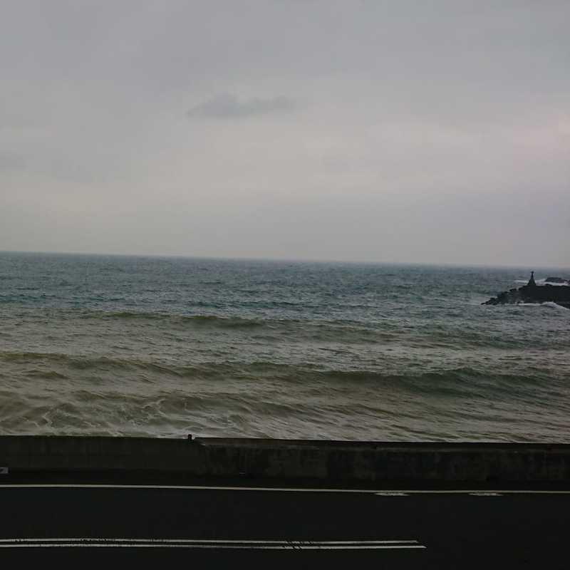 Yin and Yang Sea