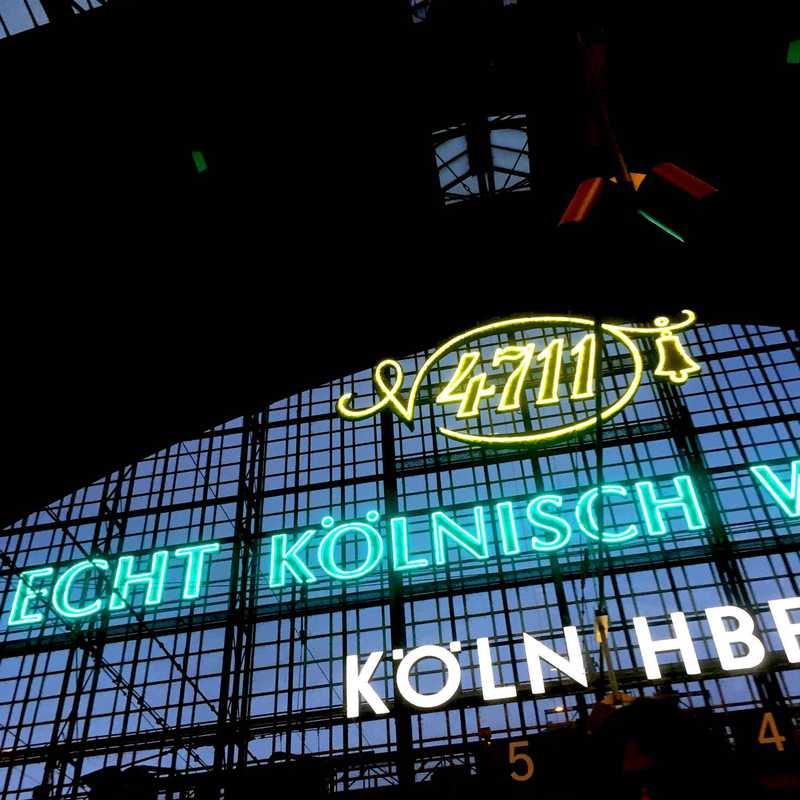 Köln Hauptbahnhof