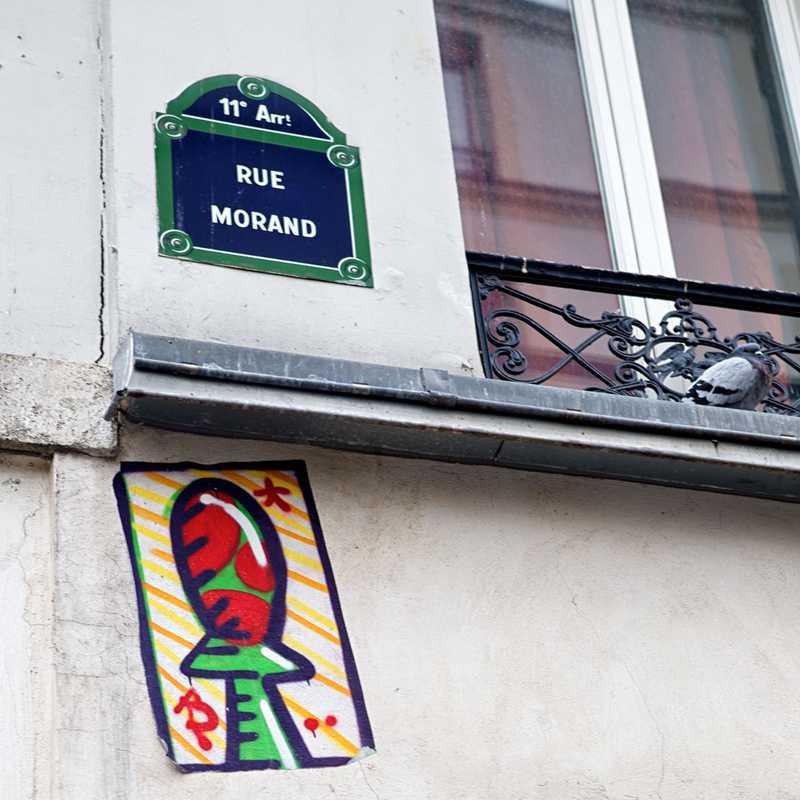 Rue Morand