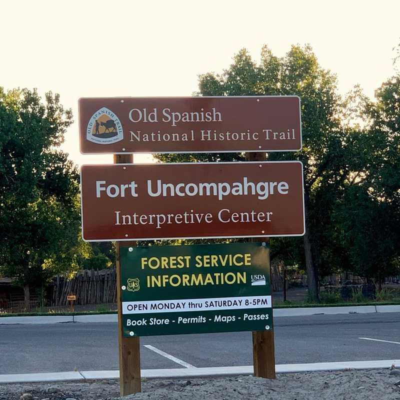 Fort Uncompahgre Interpretive Center